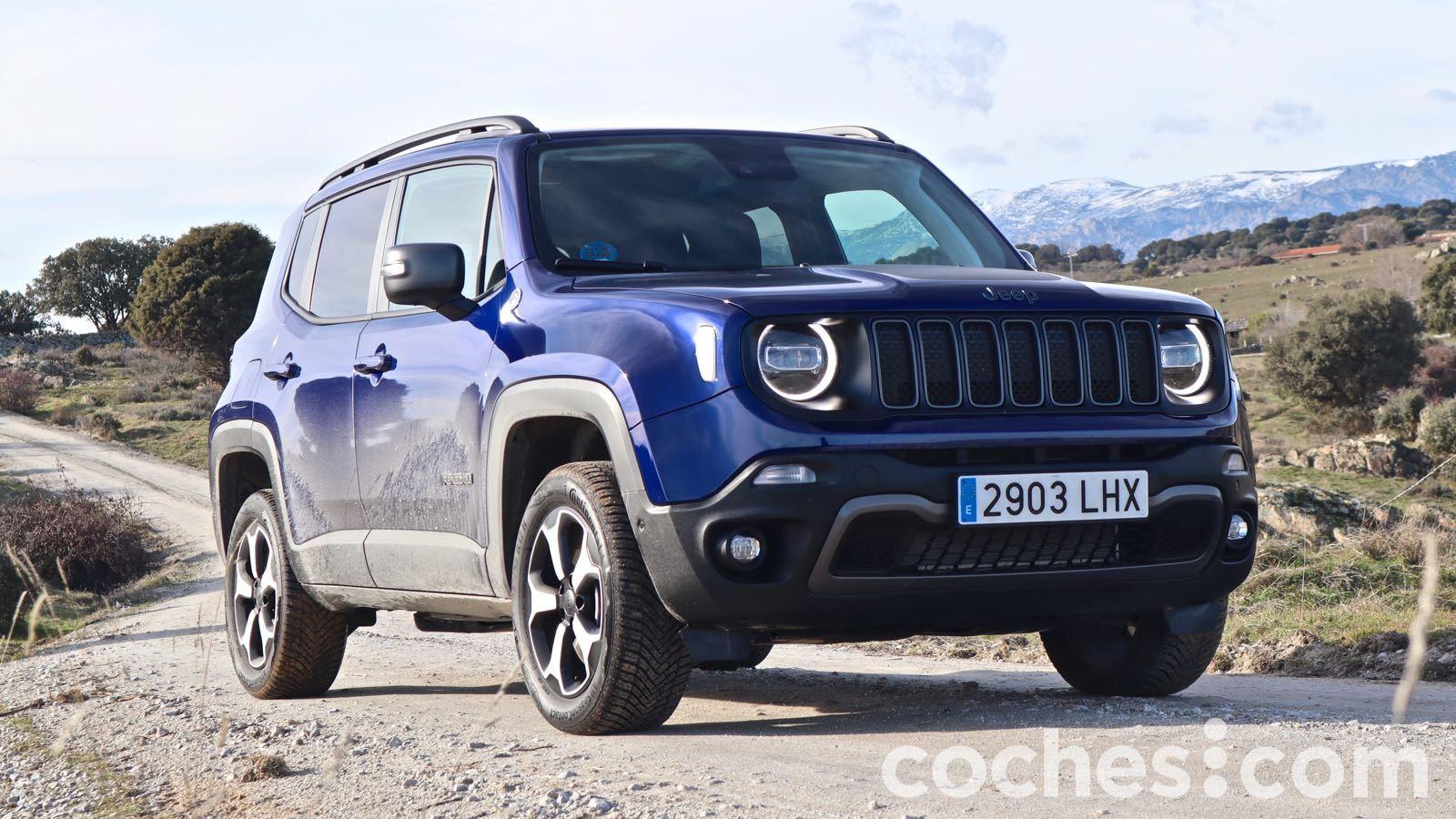 Jeep Renegade 4xe prueba – 13