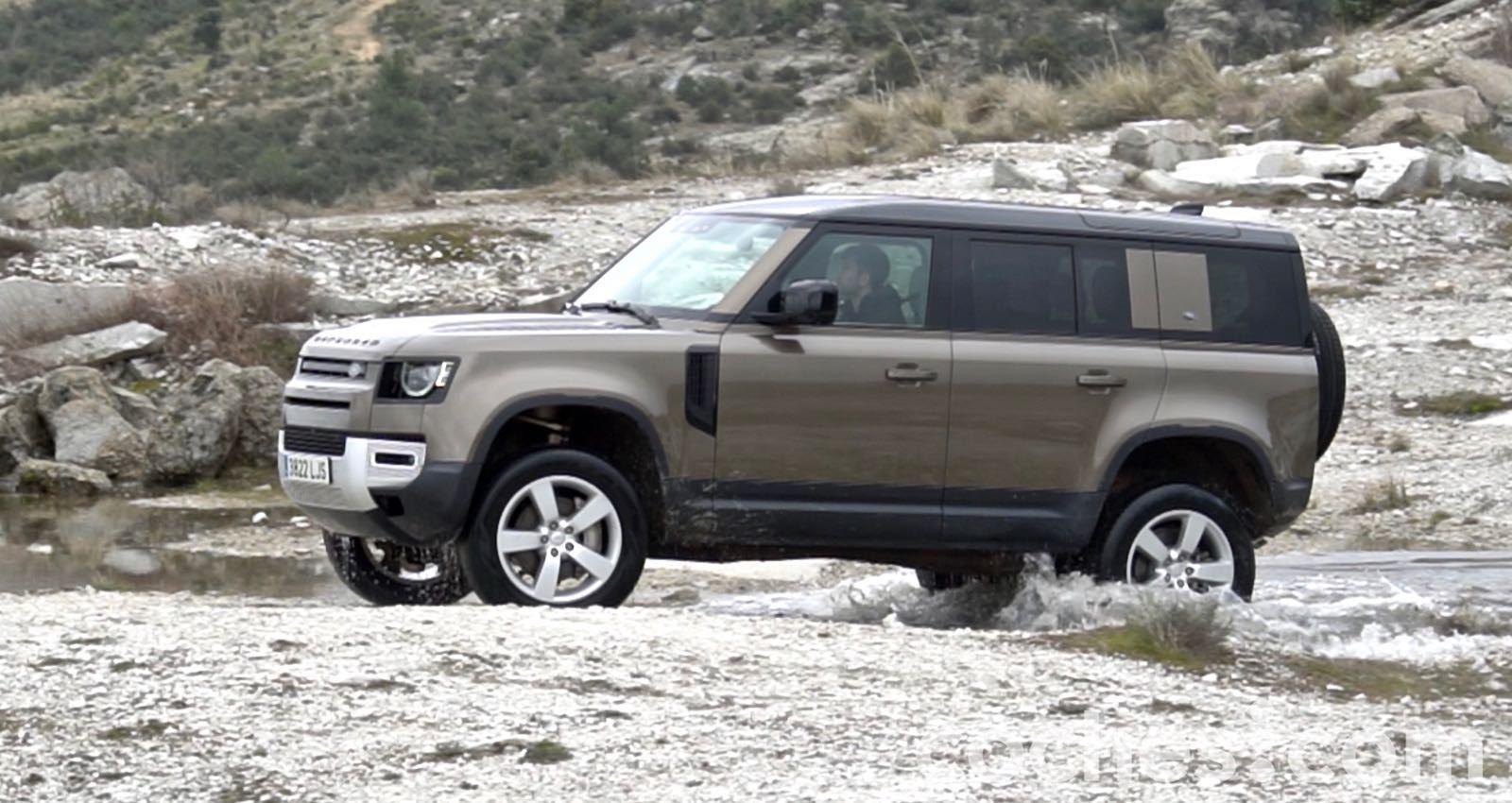 Land Rover Defender prueba – 16