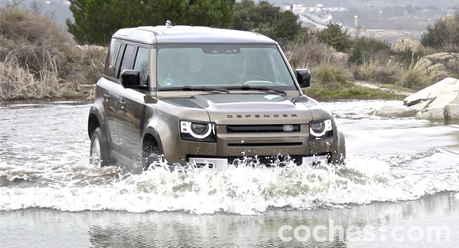 Land Rover Defender prueba – 17