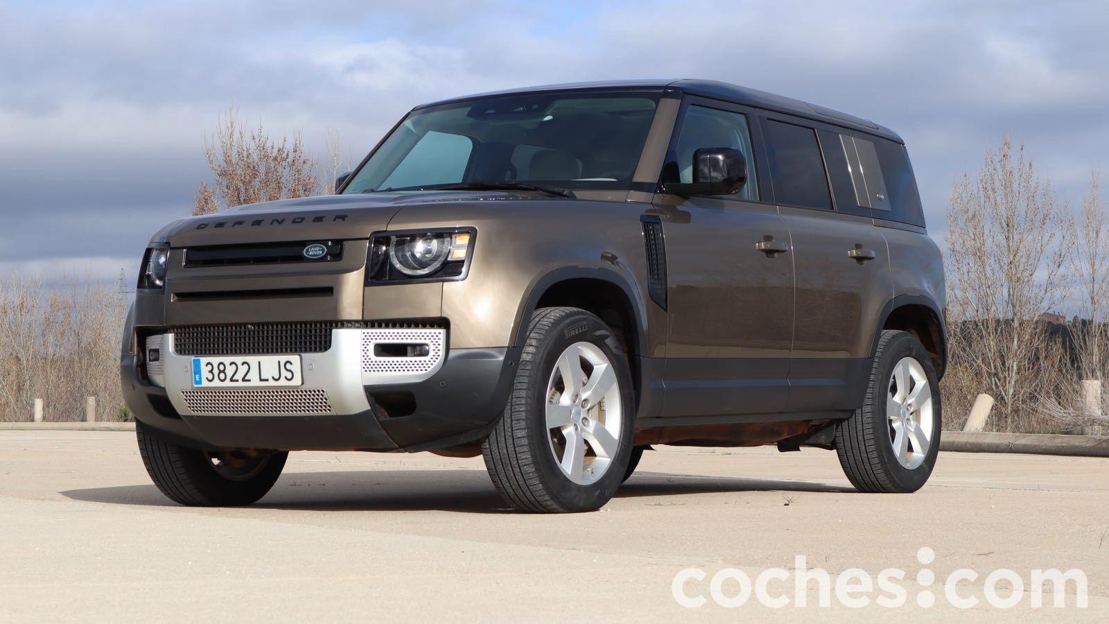 Land Rover Defender prueba – 5