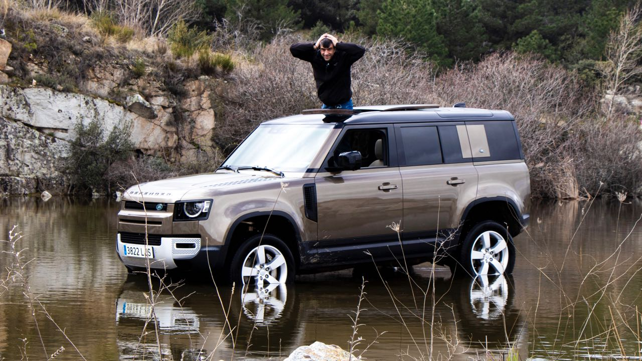 Land Rover Defender videoprueba – 1