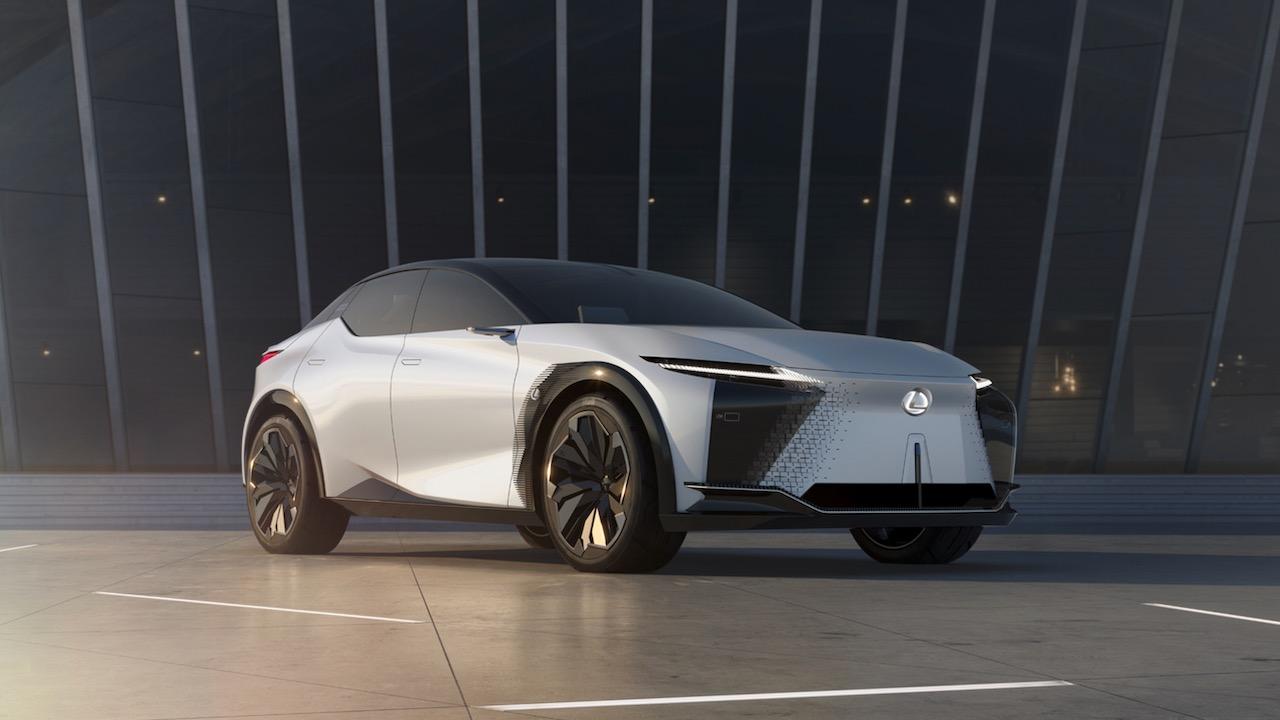 Lexus LF-Z Electrified Concept – 5