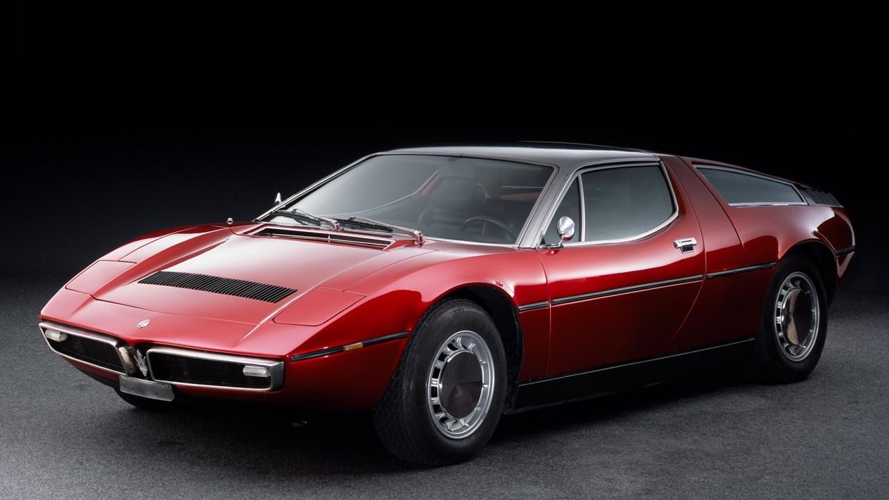 Maserati Bora (1)
