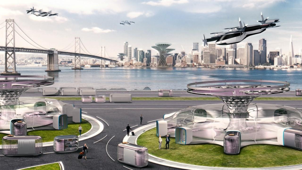Movilidad Aérea Urbana Hyundai (1)