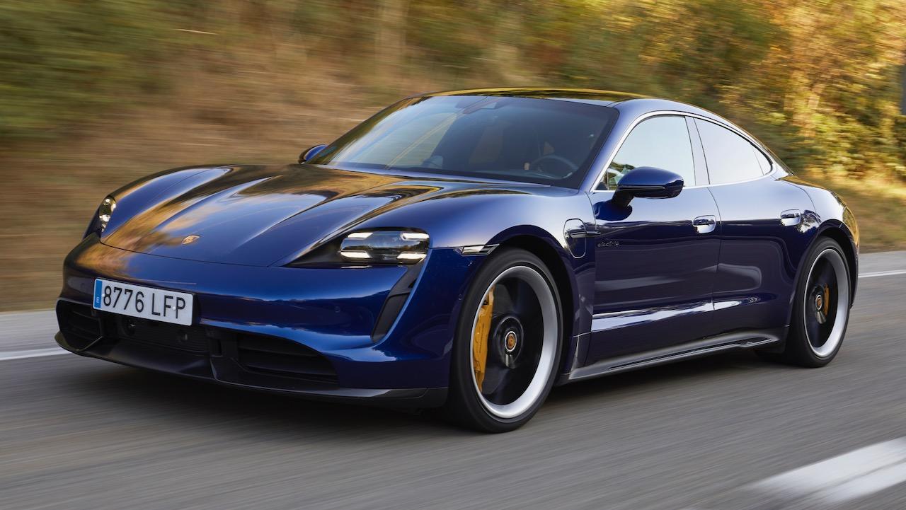 Porsche Taycan esp – 3