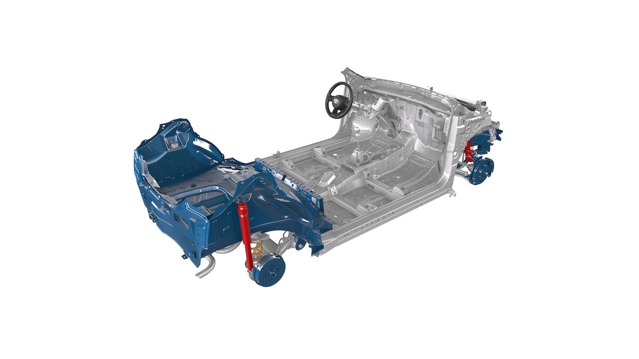 Toyota Aygo 2022 plataforma GA-B – 7
