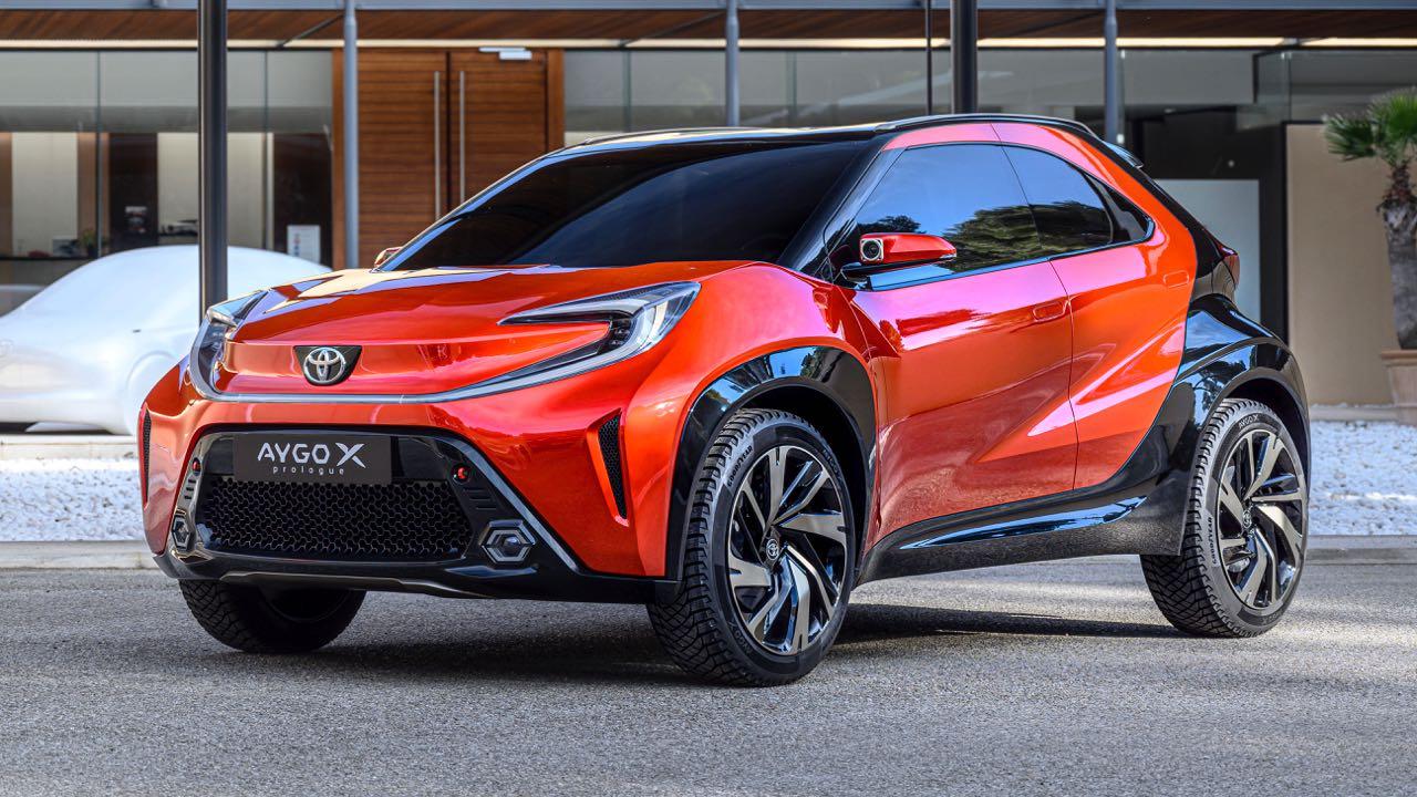 Toyota Aygo X Prologue 2021 – 2