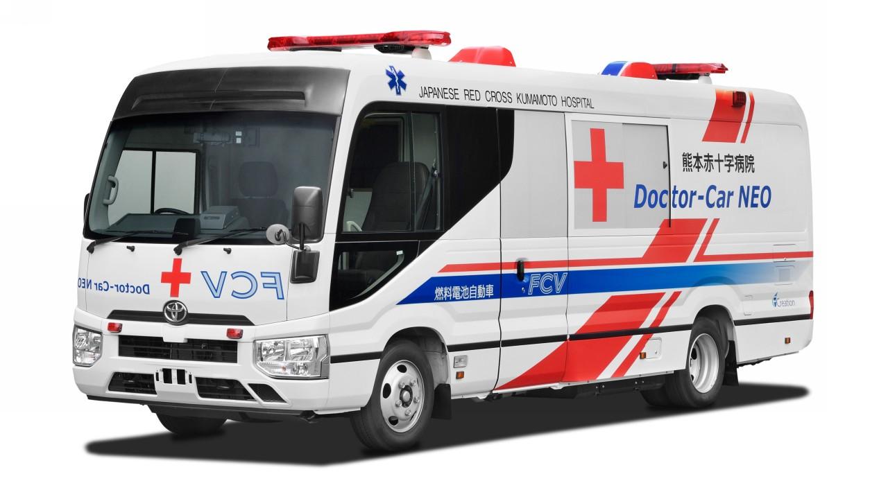 Toyota Cruz Roja Clínica Móvil Hidrógeno (1)
