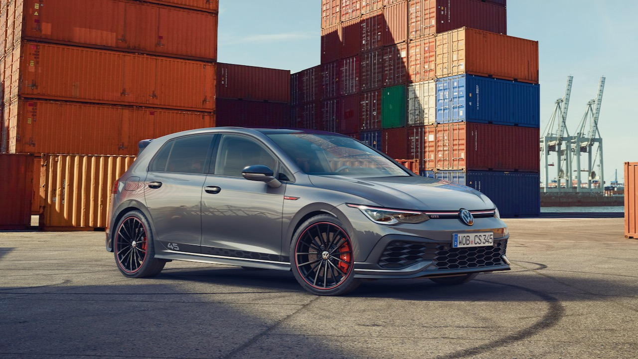 "The new Volkswagen Golf GTI ""Clubsport 45"""
