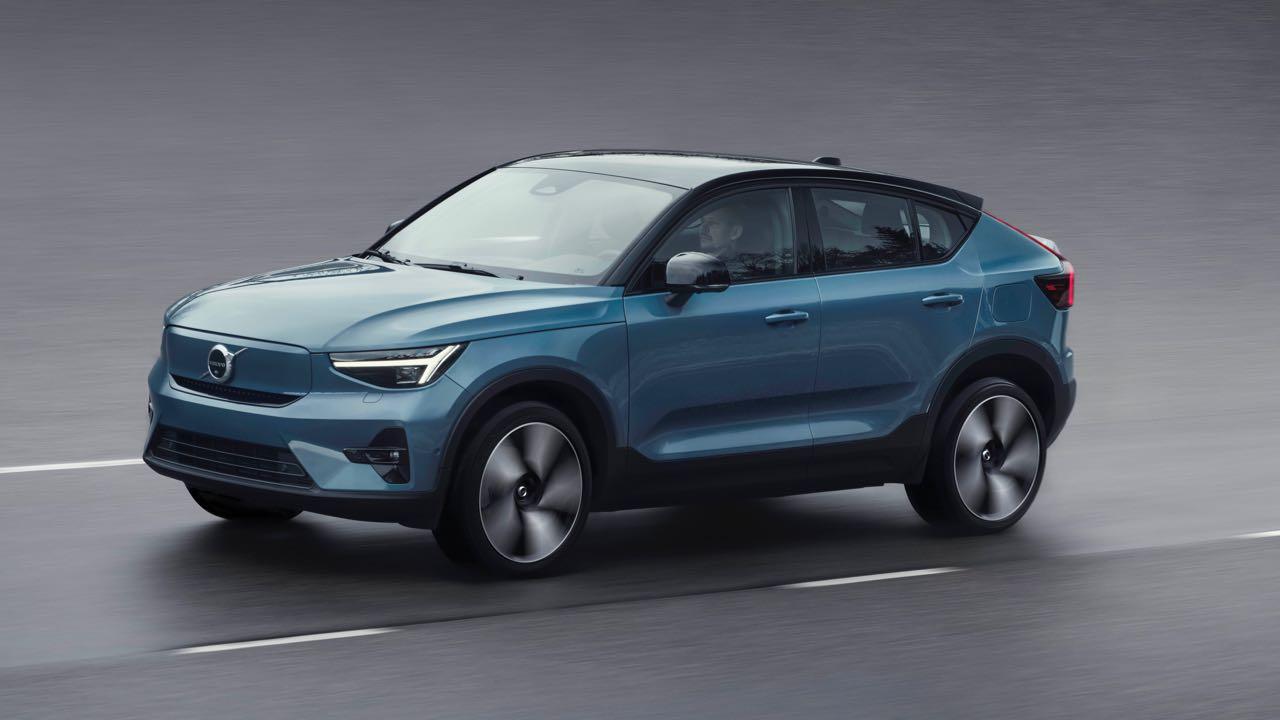 Volvo C40 Recharge 2022 – 19