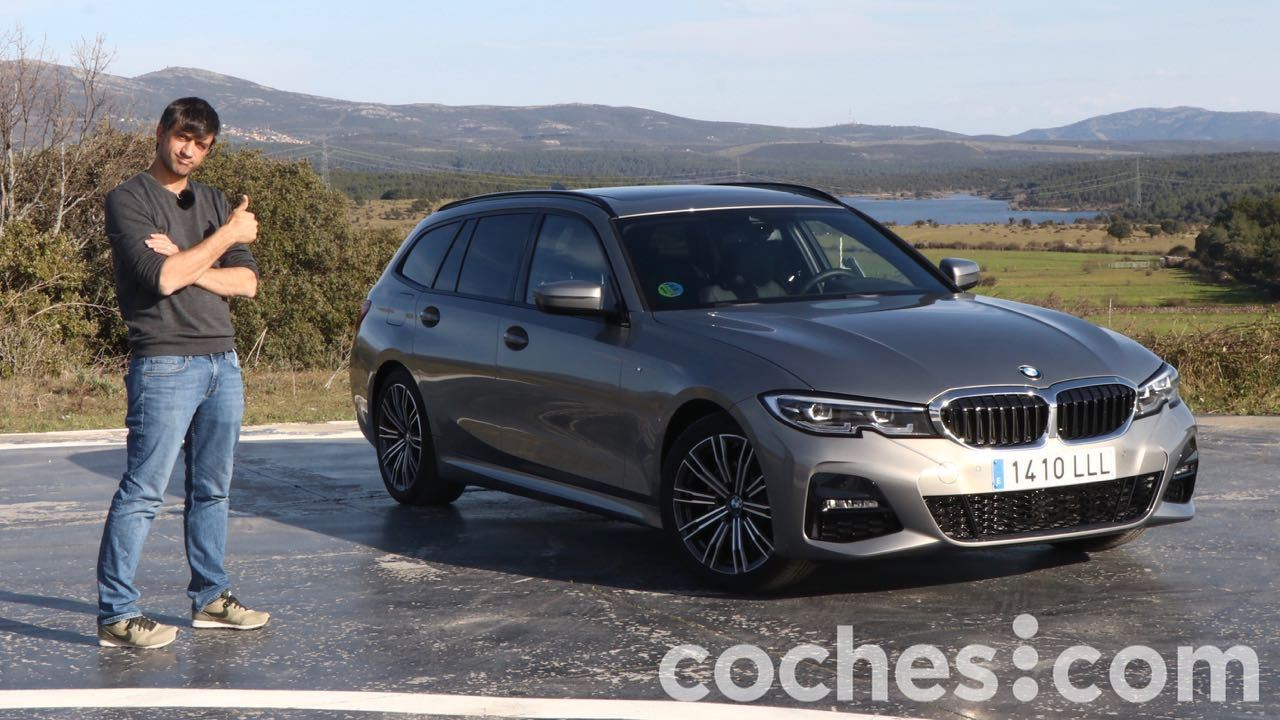 BMW Serie 3 Touring video – 1