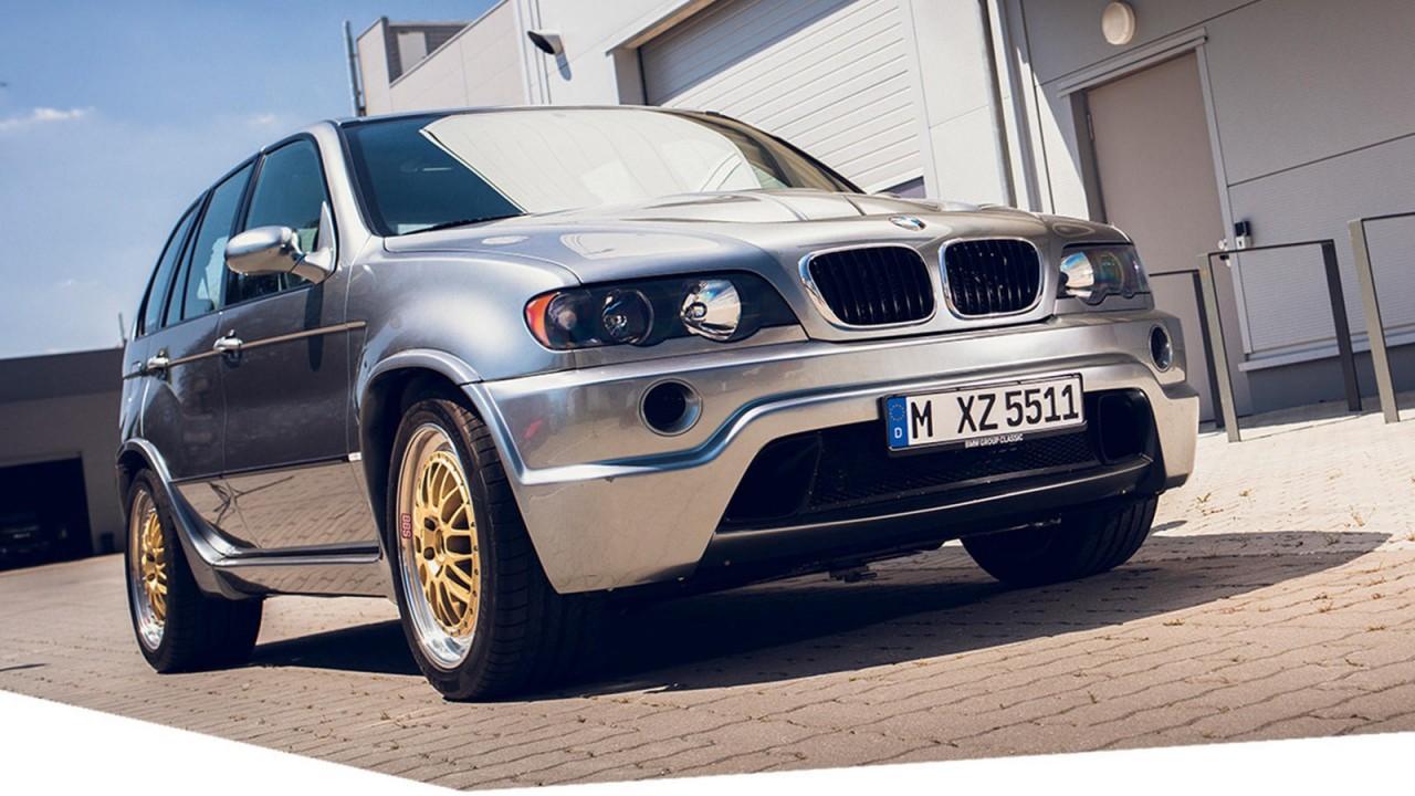 BMW X5 Le Mans Concept (E53) 2000 (10)