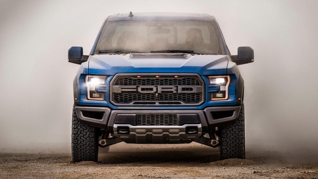 Ford F-150 Raptor 2019