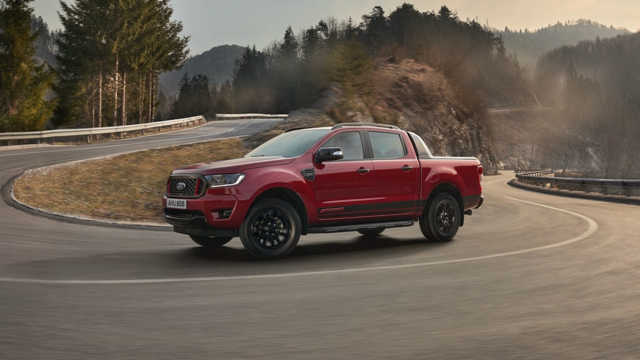 Ford Ranger Stormtrak – 7