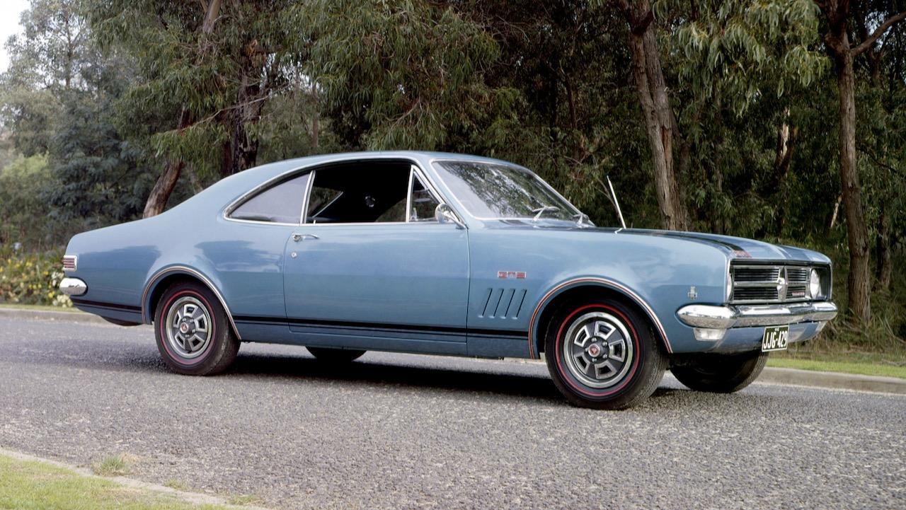Holden Monaro GTS – 9