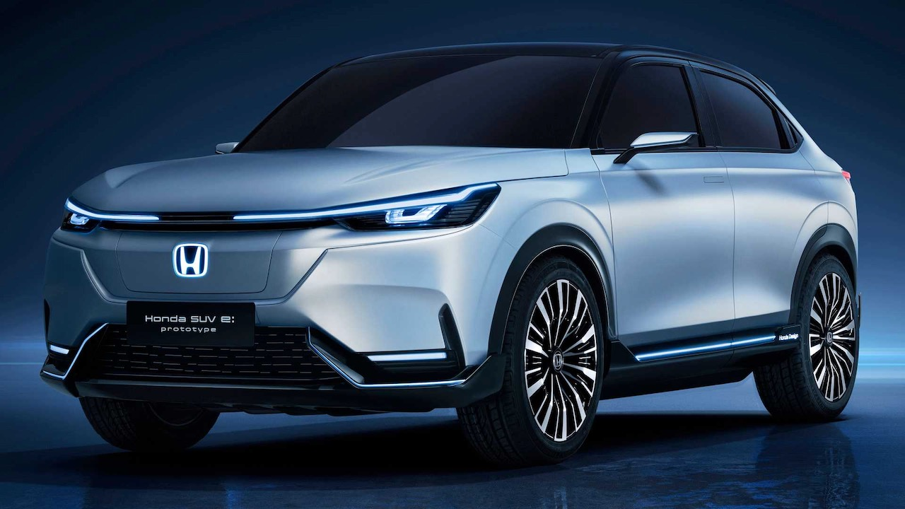 Honda SUV e-prototype – 3