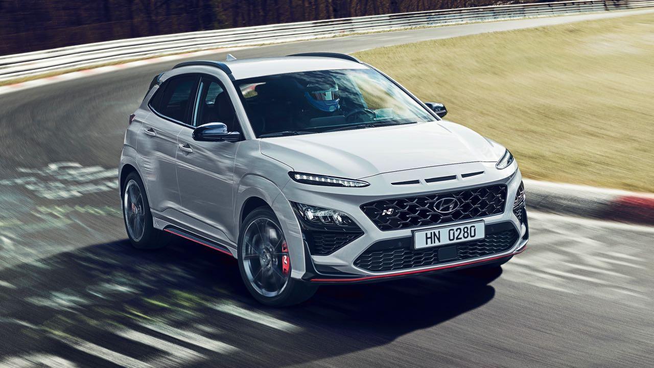 Hyundai Kona N 2021 – 1