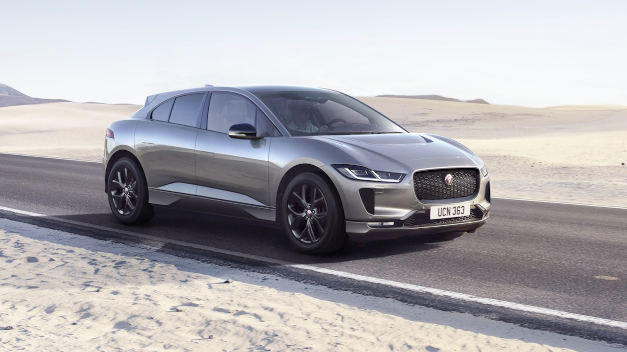 Jaguar I-Pace Black – 2