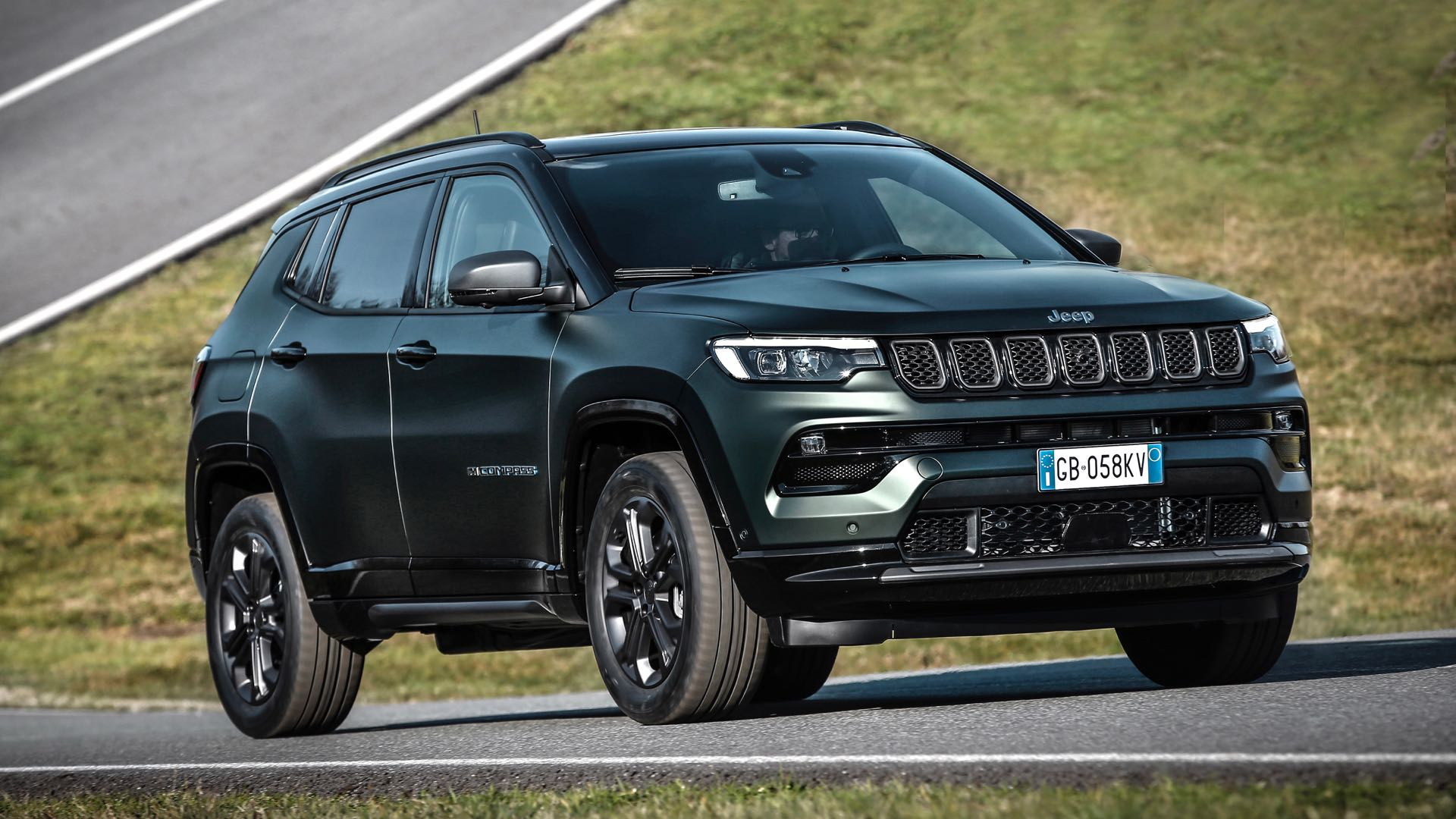 Jeep Compass 80th Anniversary 4xe 2022 – 3