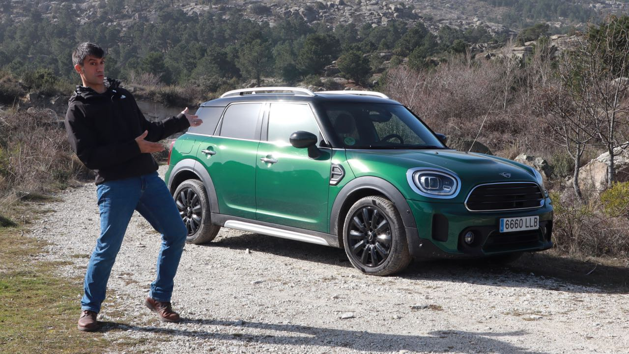 MINI Countryman videoprueba – 1