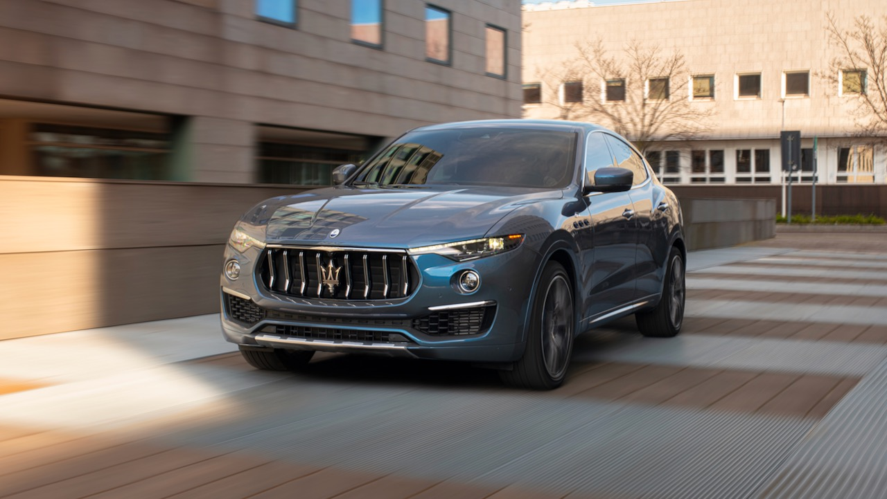 Maserati Levante Hybrid – 3