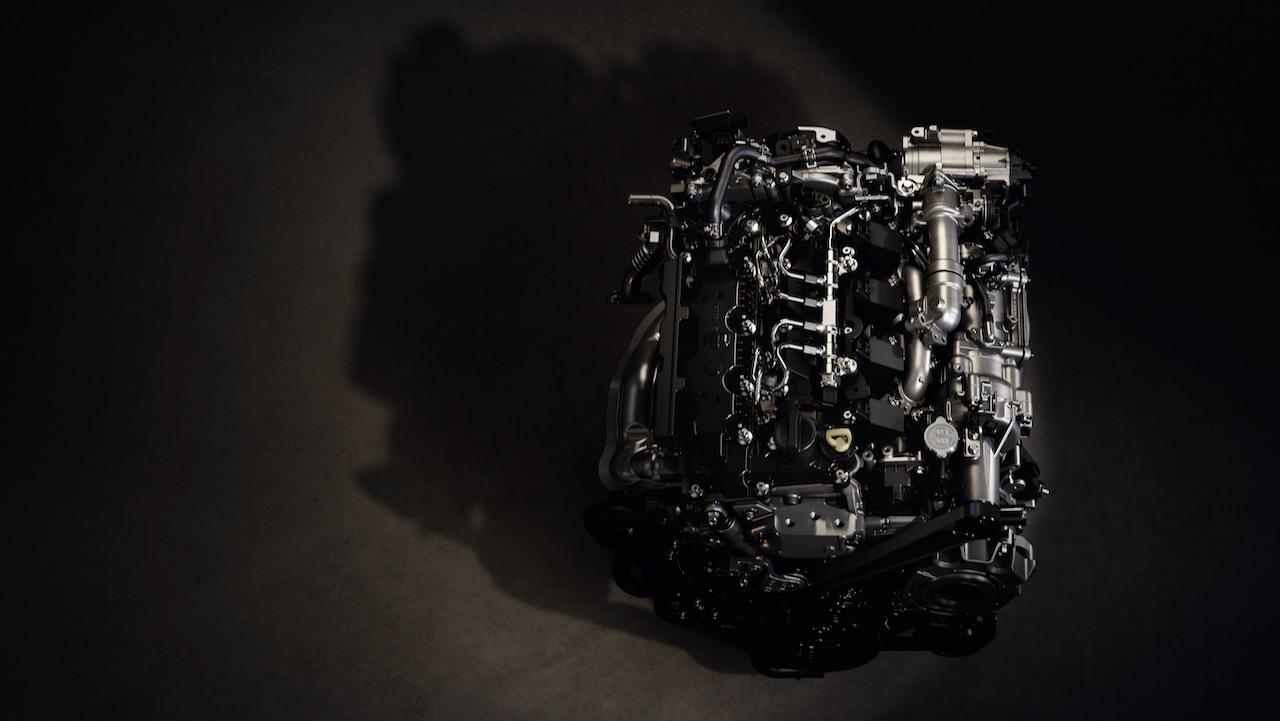Mazda motor e-Skyactiv X – 4