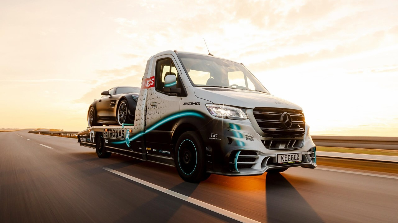Mercedes-Benz Sprinter Petronas Edition by Kegger (2)