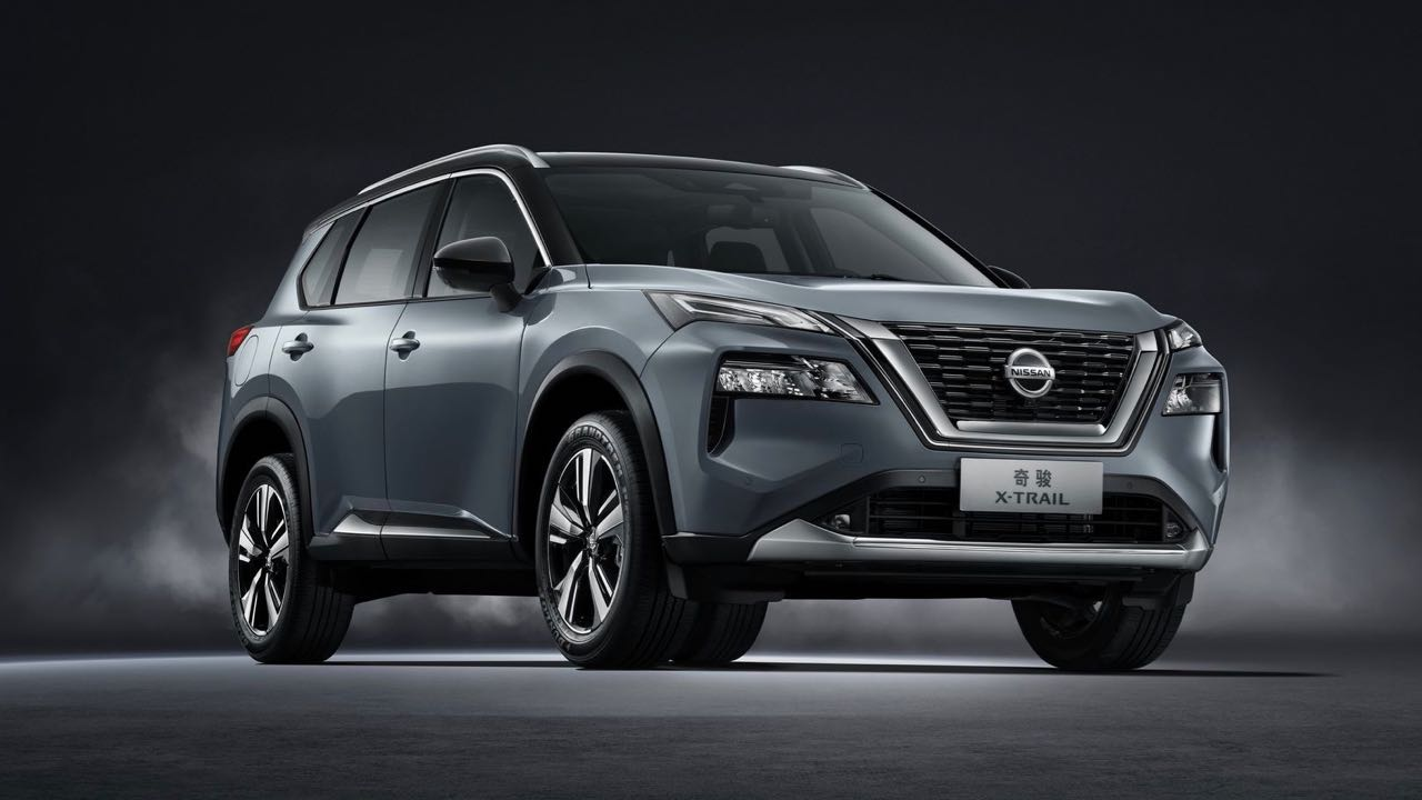 Nissan X-Trail 2022 China – 1