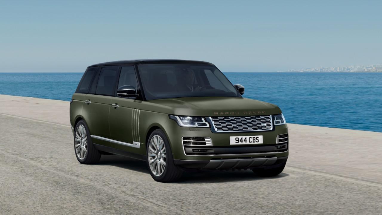 Range Rover SVAutobiography – 9