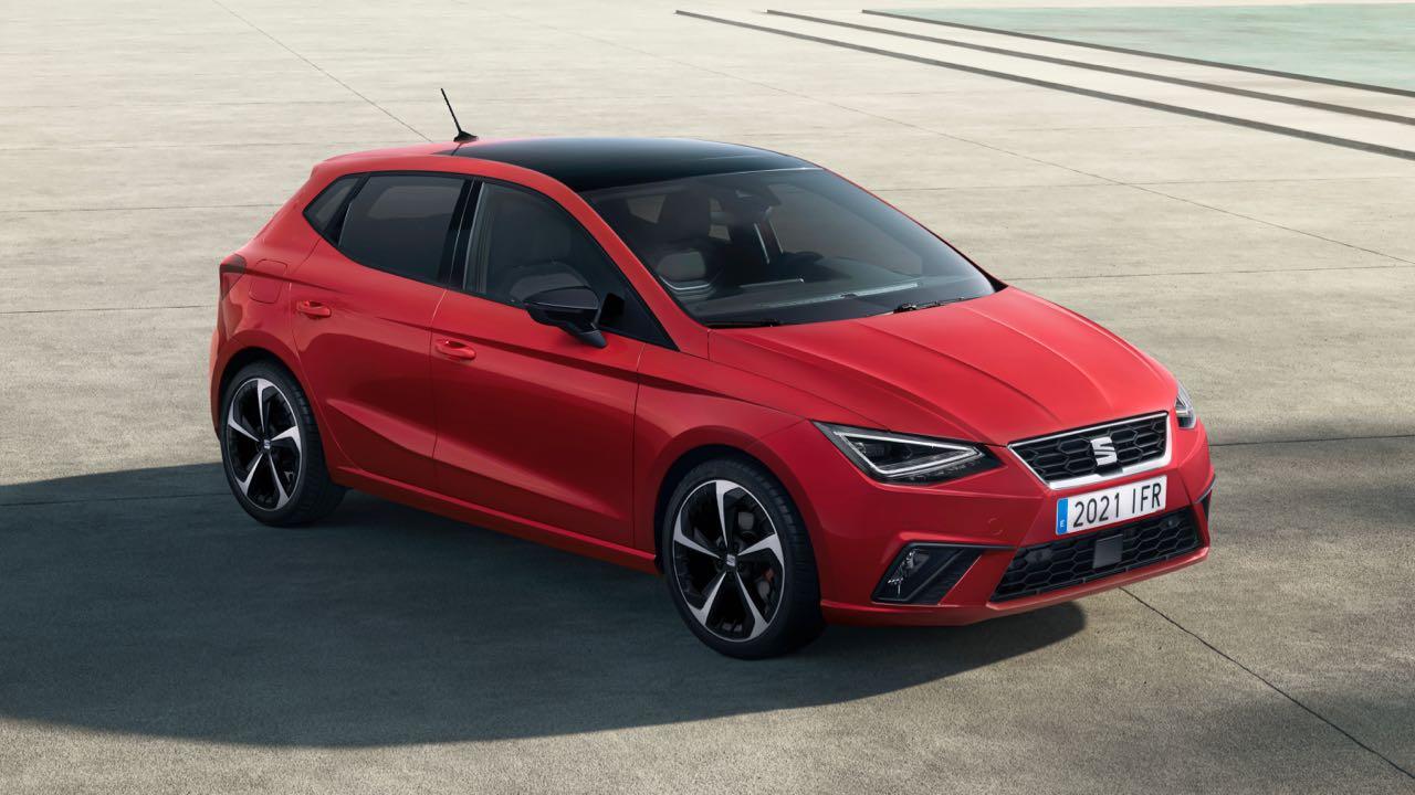 Seat Ibiza FR 2021 – 2