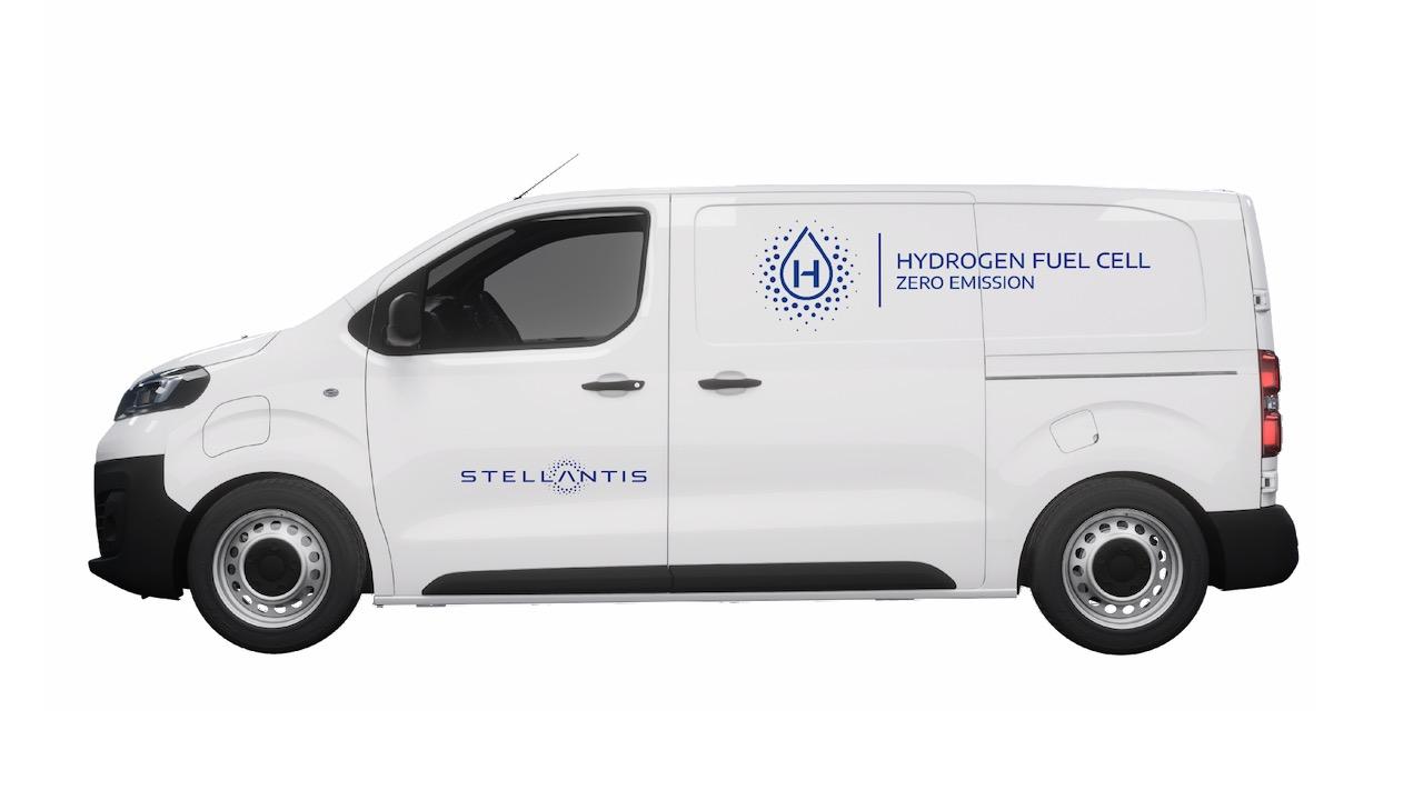 Stellantis furgoneta hidrogeno – 3