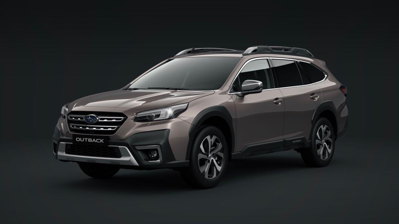 Subaru Outback 2021 – 1