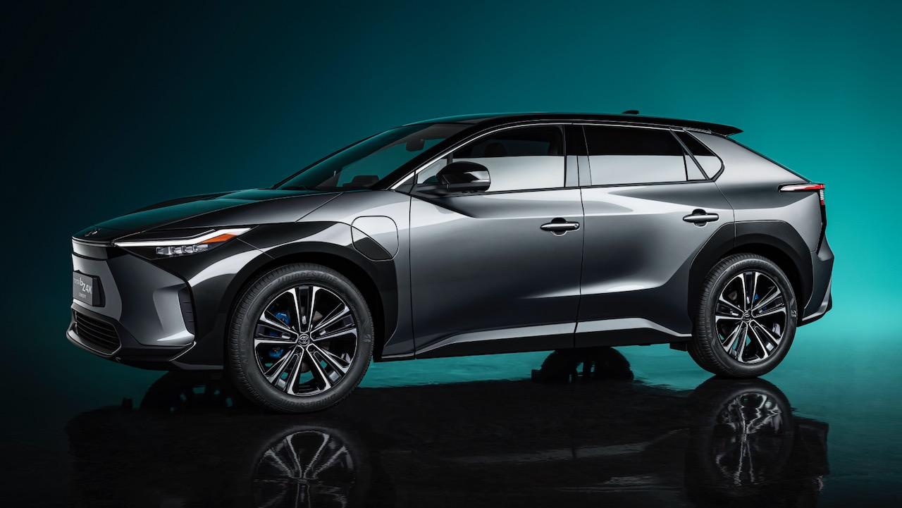 Toyota bz4X Concept – 12
