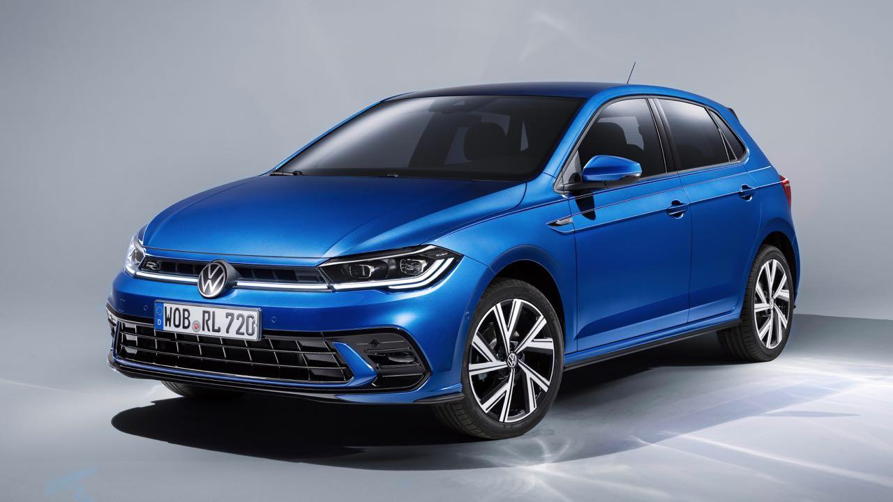 Volkswagen Polo R-Line 2021 – 1