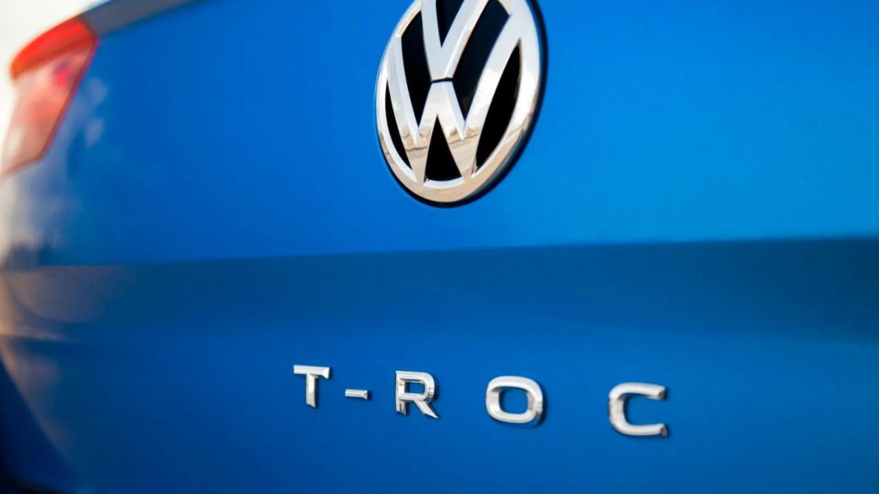 Volkswagen-T-Roc-Logotipo
