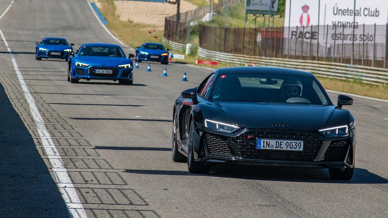 Audi Driving Experience Sportscar – 1