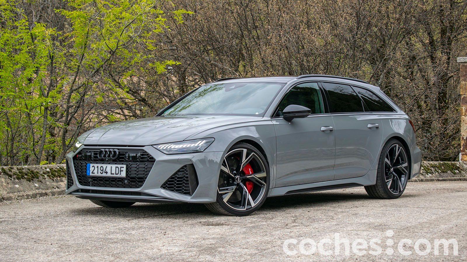 Audi RS 6 Avant 2021 prueba – 7