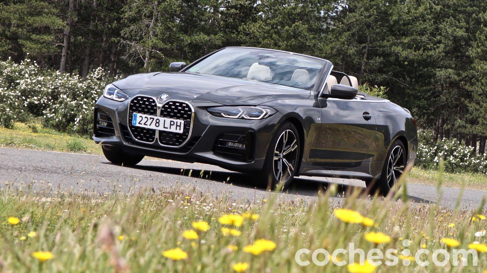 BMW 420i Cabrio prueba – 20