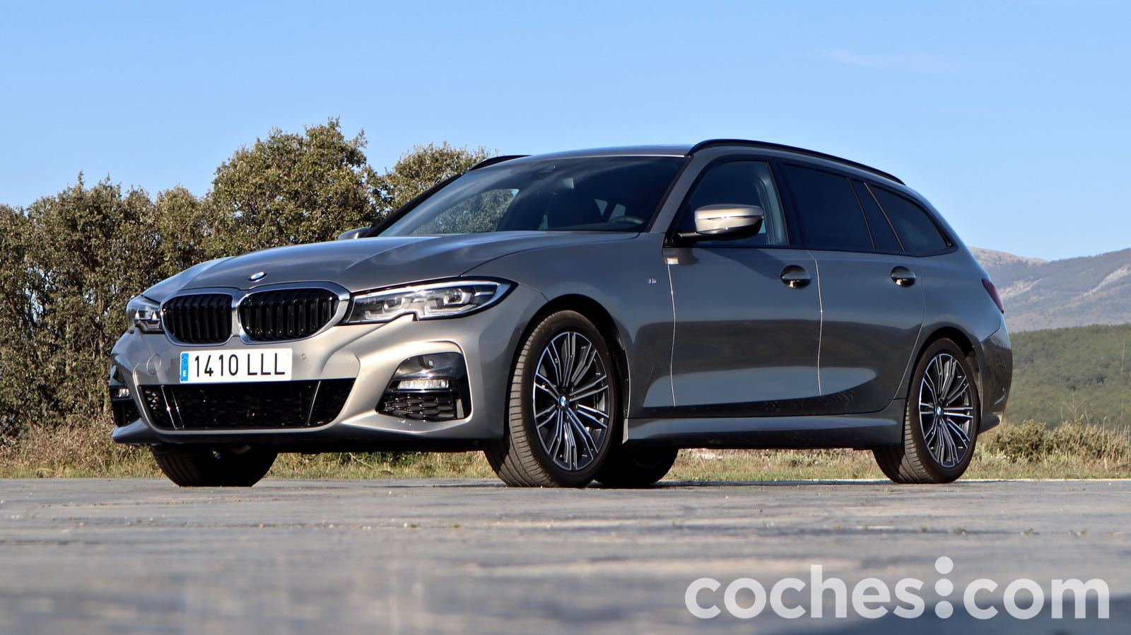 BMW Serie 3 Touring prueba – 18
