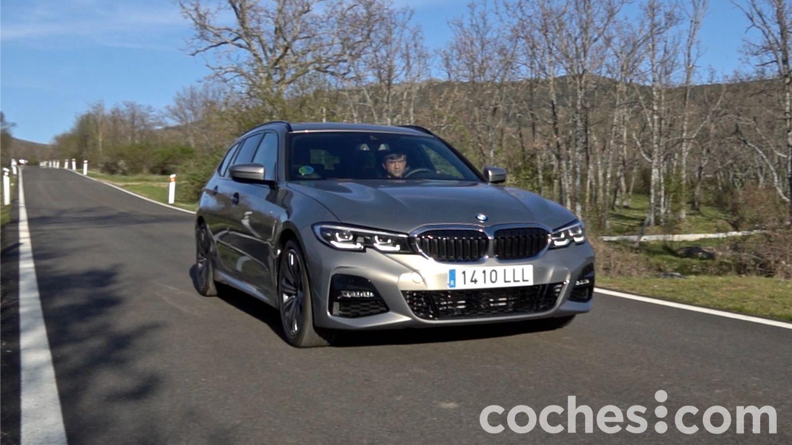 BMW Serie 3 Touring prueba – 25
