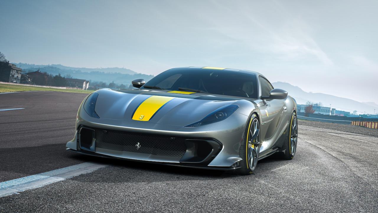 Ferrari 812 Competizione – 7