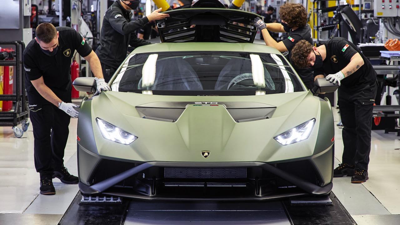 Lamborghini futuro – 1