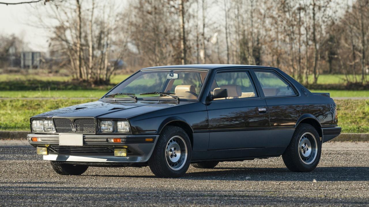 Maserati Biturbo Si Black – 2