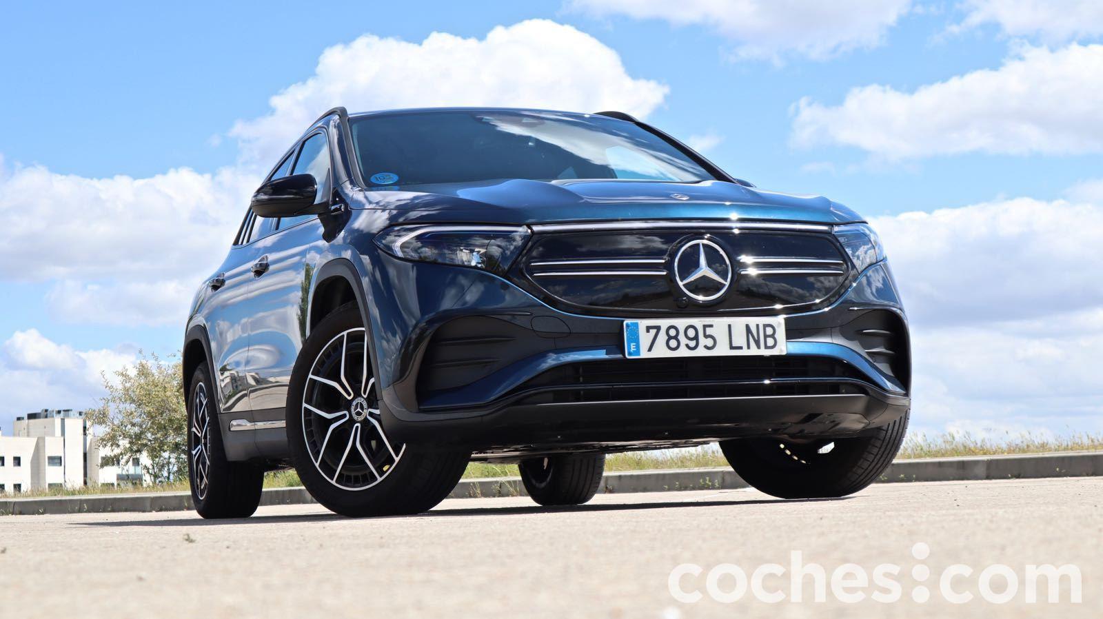 Mercedes EQA prueba – 7