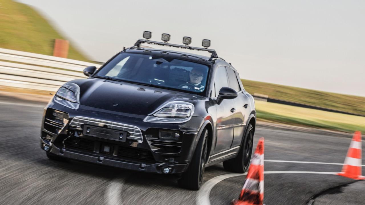 Porsche Macan electrico – 1