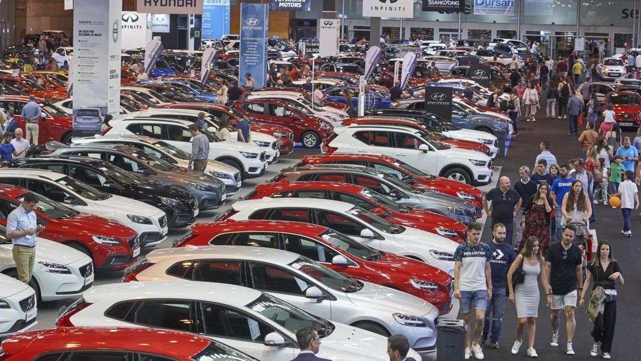 Salon VO madrid coche segunda mano – 7