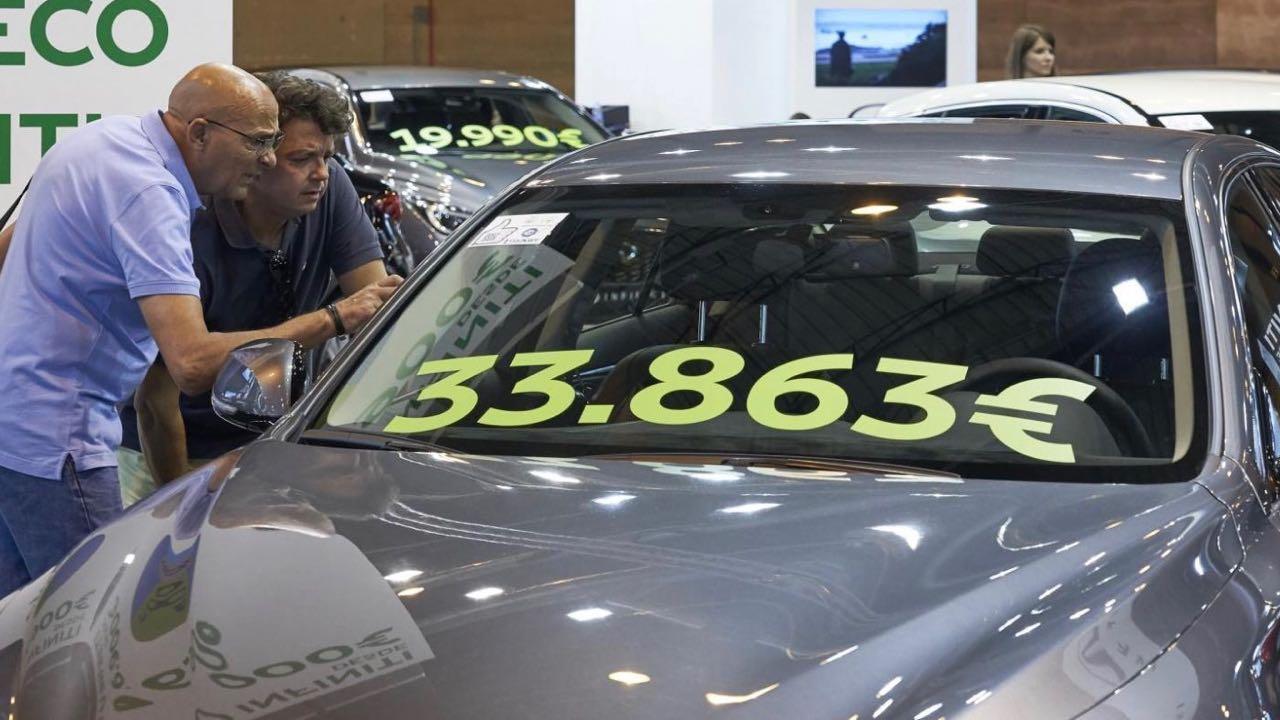 Salon VO madrid coche segunda mano – 8