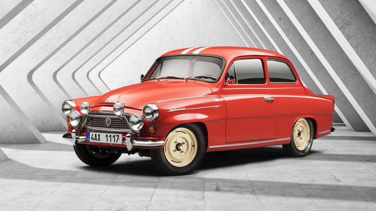 Škoda Octavia Touring Sport (TS) 1200-1960 (1)