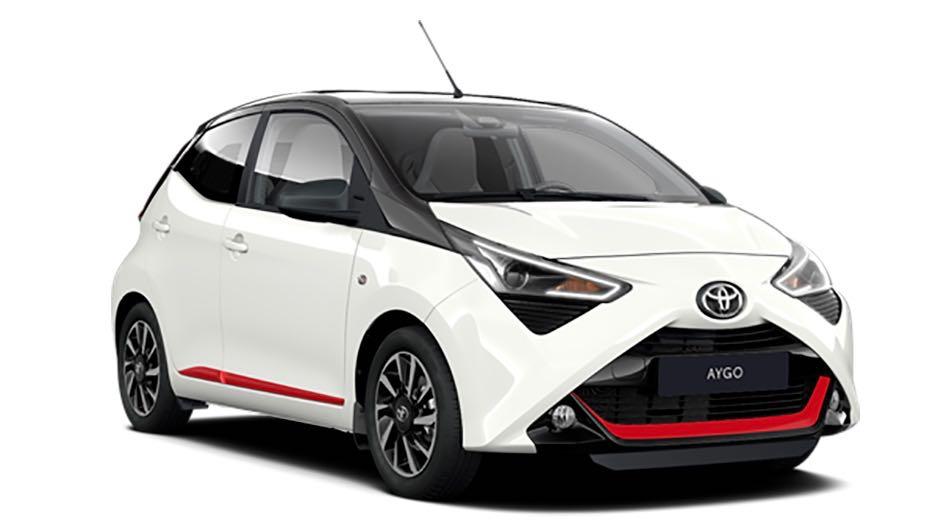 Toyota Aygo x-sport 2021 – 2