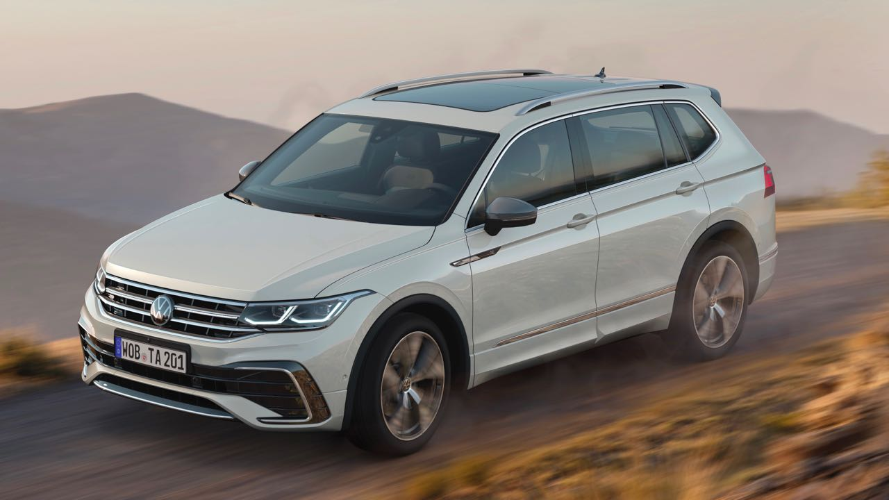 Volkswagen Tiguan Allspace R-Line 2022 – 8